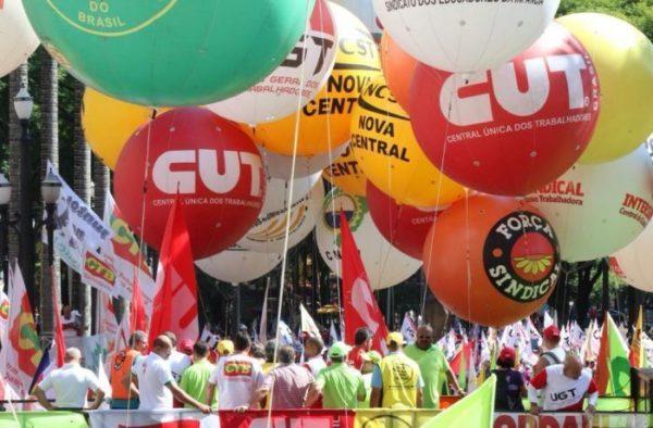 Por empregos e direitos, Jornada de Luta da CUT e centrais começa na terça, 10