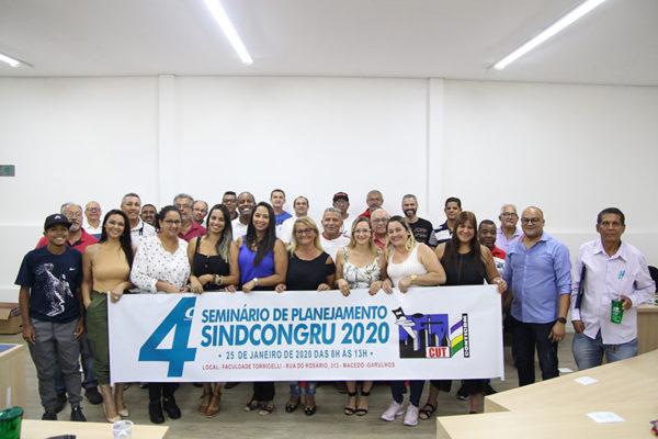 PLANEJAMENTO SINDCONGRU 2020