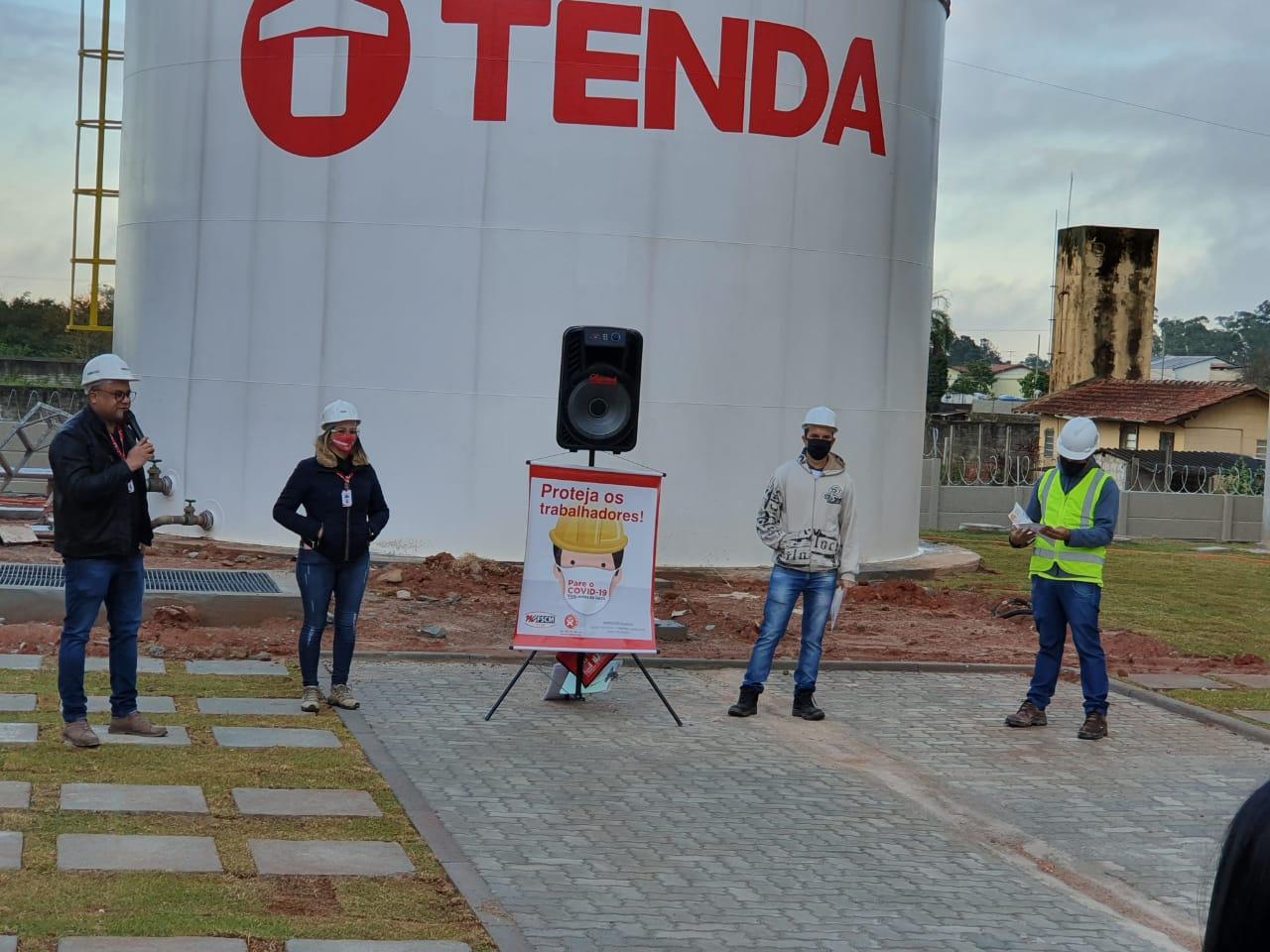 TENDA – Campanha Salarial 2020