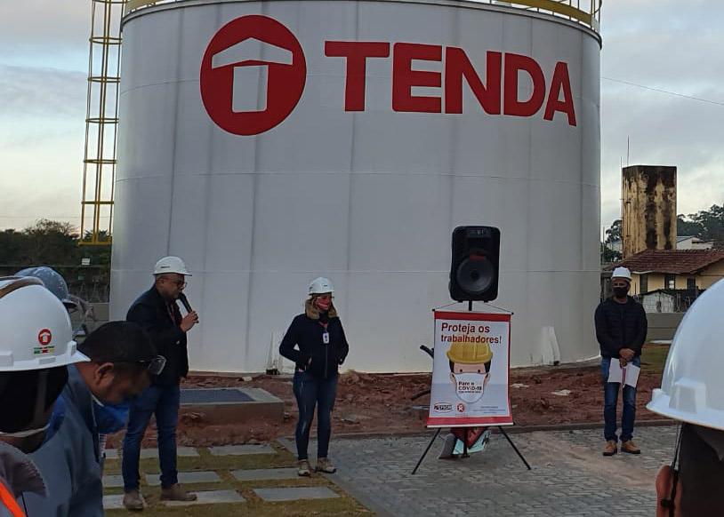 TENDA – Campanha Salarial