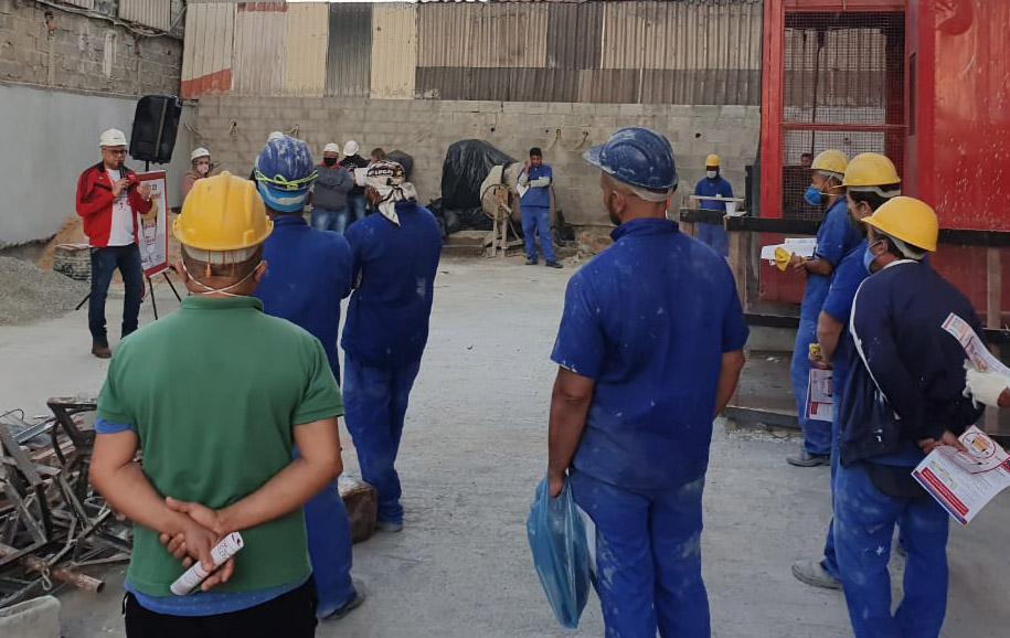 Campanha Salarial e Combate ao COVID na SOL