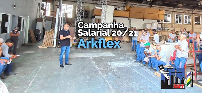 Assembleia na ARKFLEX