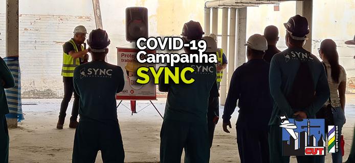 SYNC – CAMPANHA COVID-19