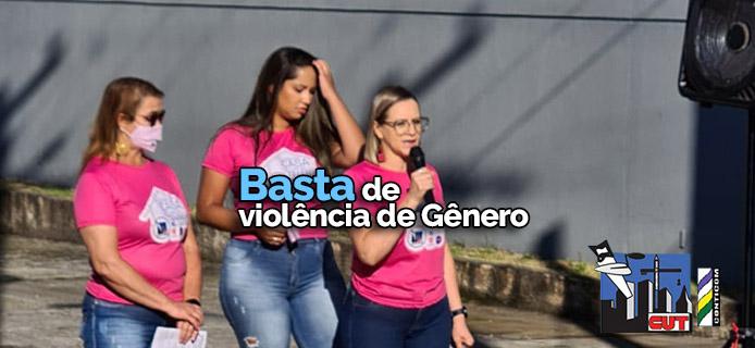 Basta de Violência de Gênero