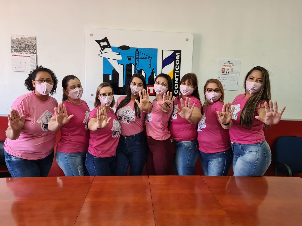 16 dias de ativismo e combate à violência contra a mulher